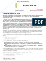 Manual Completo HTML
