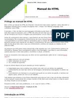 Manual Completo HTML