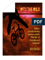 Bill Martin Into the Wild Kasama