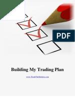 TTM Building a Trading Plan Template