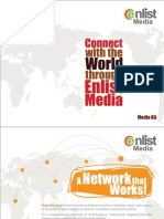 Enlist Media's Media Kit