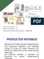 Productos NOTABLES