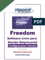 Freedom ERP - Configurações Iniciais