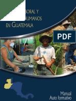 Manual Autoformativo - Justicia Laboral y Derechos Humanos - Guatemala