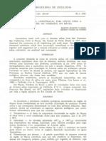 Artemia Salina - Uma opção para a aqui cultura do nordeste do Brasil