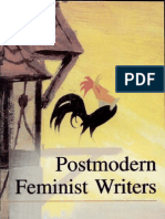 Postmodern Feminist Writers
