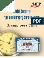 Social Security Trednds and Debate