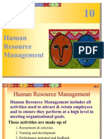 0105HR Management