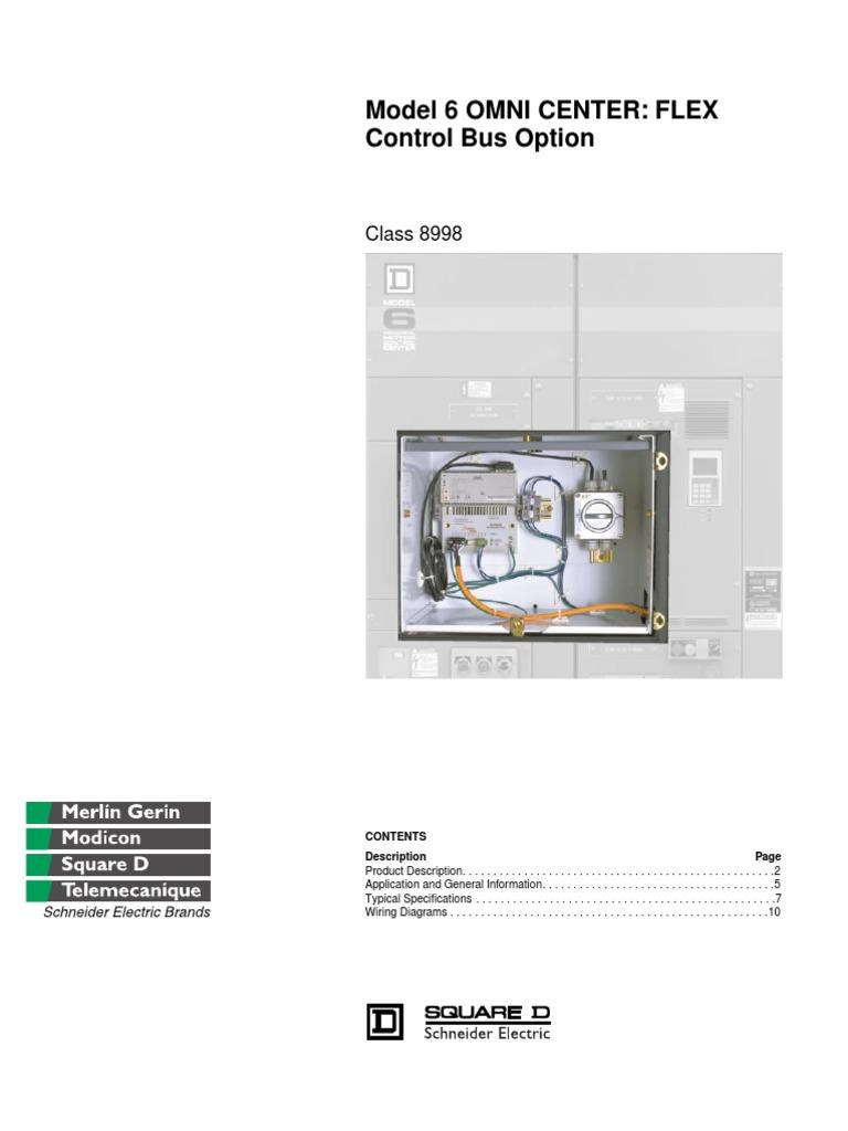 Square D Hoa Wiring Diagram