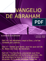 Evangelio de Abraham II