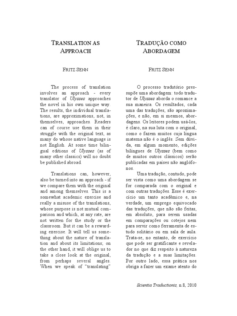 Translation As Approach Tradu O Como Abordagem Fritz Senn  -> Parede Grafiada Sala