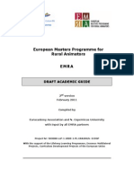 Product 5 Wp2_academic Guide to Emra_draft