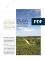 Os novos caminhos do vinho - Lima Mayer & Companhia explica-nos como faz vinho no Alto Alentejo.