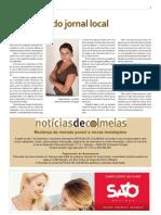 O declínio do Jornal Local.