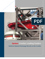 Crusher Loader Feeder