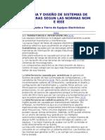 TEORIA Y DISEÑO DE SISTEMAS DE TIERRAS PARA EQ ELECTRONICO