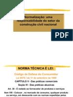 Normas constru+º+úo civil