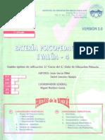 Cuadernillo evalua 4