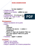 Methode Dissertation