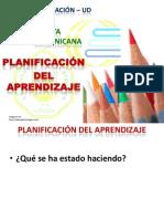 Planificación maestros Unión