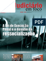 A Lei de Execução Penal e o desafio da ressocialização