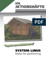 Instruktionsbok System Linus Se 20110426