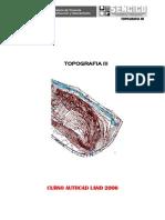 Manual Land Desktop 2006