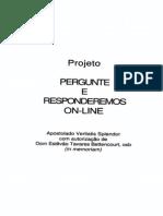 Revista Pergunte e Responderemos - Ano XLIV - No. 491 - Maio de 2003