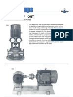 Oily Water Bilge System Pump_ON