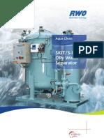 RWO Folder Oily Water Sep