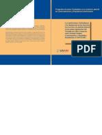 Las Instituciones Ombudsman y la Eliminación de las Barreras en el Acceso a la Justicia Laboral en los países signatorios del Tratado de Libre Comercio entre Estados Unidos, Centroamérica y República Dominicana (CAFTA-DR)