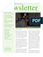 Group 48 Newsletter - July 2011