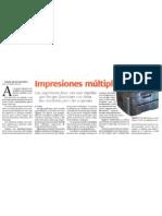 Impresiones Multiples