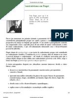 Construtivismo Em Piaget