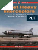#19 Soviet Heavy Interceptors