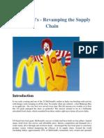 McDonald - SCM