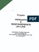 Revista Pergunte e Responderemos - Ano XLVIII - No. 535 - Janeiro de 2007