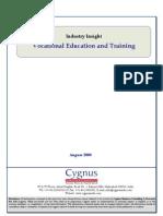 Vocational Education Training