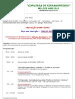 Conversa de Ferramenteiro Moldes ABM 2011 07 06