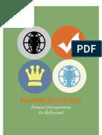 PROPORCION DE ORO