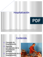 Introduccion Al Sx de Hospitalizacion1
