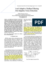 [4]an Improved Adaptive Median Filtering Method for Impulse Noise Detection - 2009
