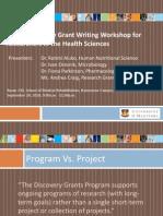 Grant Writing Imp