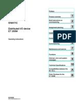 Distributed IO ET200M