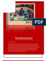 Plan de Charla de Wawawasi