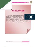 Historia Del Colegio de Enfermeros Del Peru