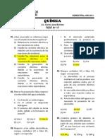 test N°17-semestral UNI 2011