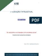 A ind·stria automobilÝstica brasileira