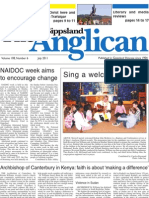 The Gippsland Anglican, July 2011