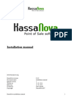KassaNova Installation Manual